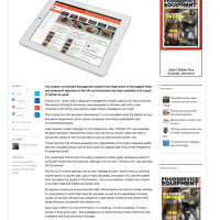 Foodservice Equipment Journal - May 2015