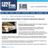Cost Sector Catering - May 2015