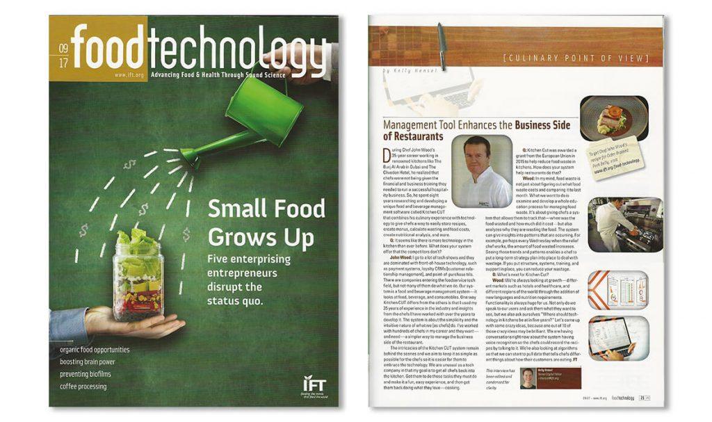 Food Technology - September 2017