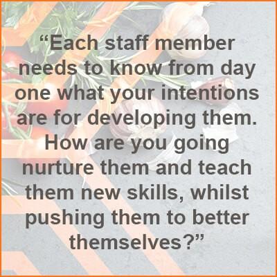 Recruitment and Training Quote