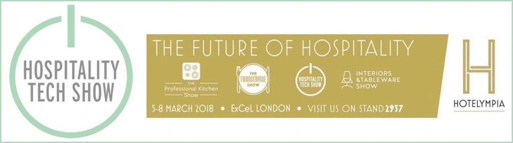 Hospitality Tech Show at Hotelympia