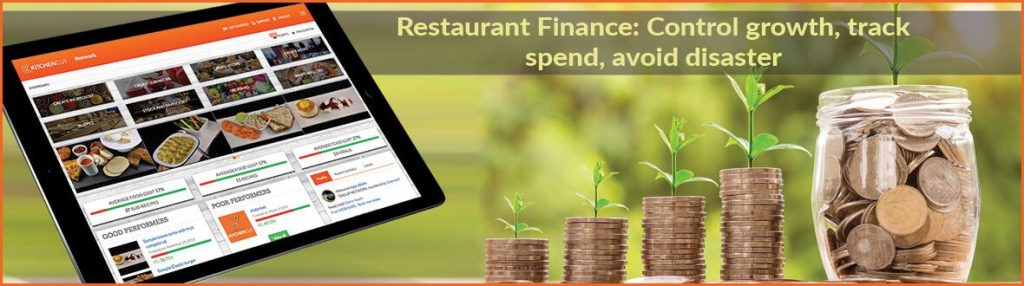 Restaurant Finance - Control growth, track spend, avoid disaster