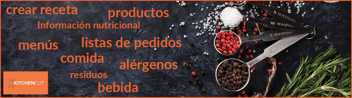 Kitchen CUT in Spanish