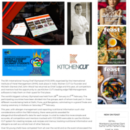 Feast Magazine - Kitchen CUT at YCO