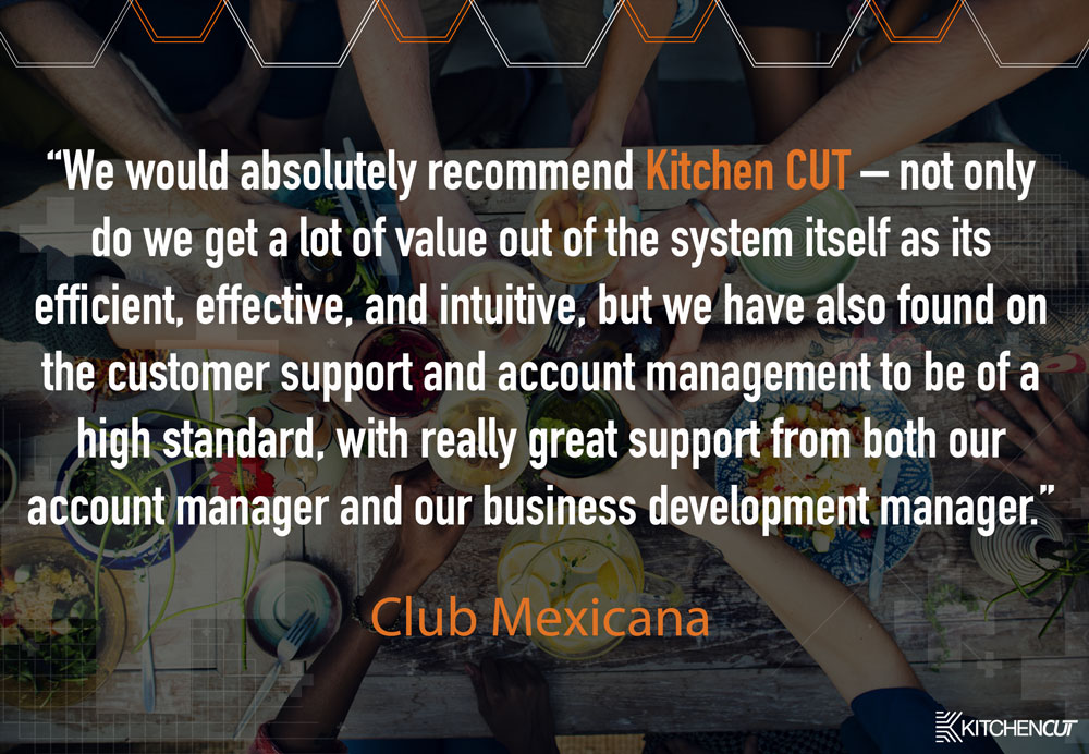 Club Mexicana - Testimonial