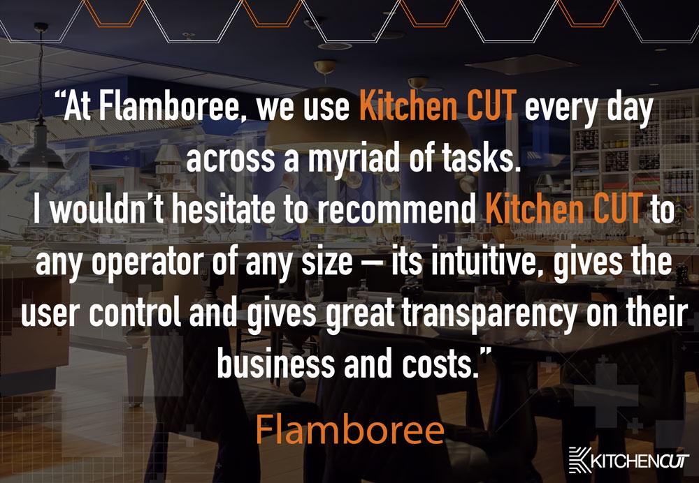 Flamboree - System Testimonial