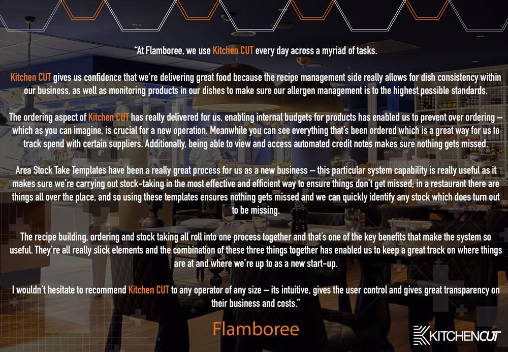 Flamboree Full Testimonial