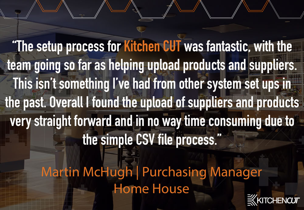 Home House - Onboarding Testimonial