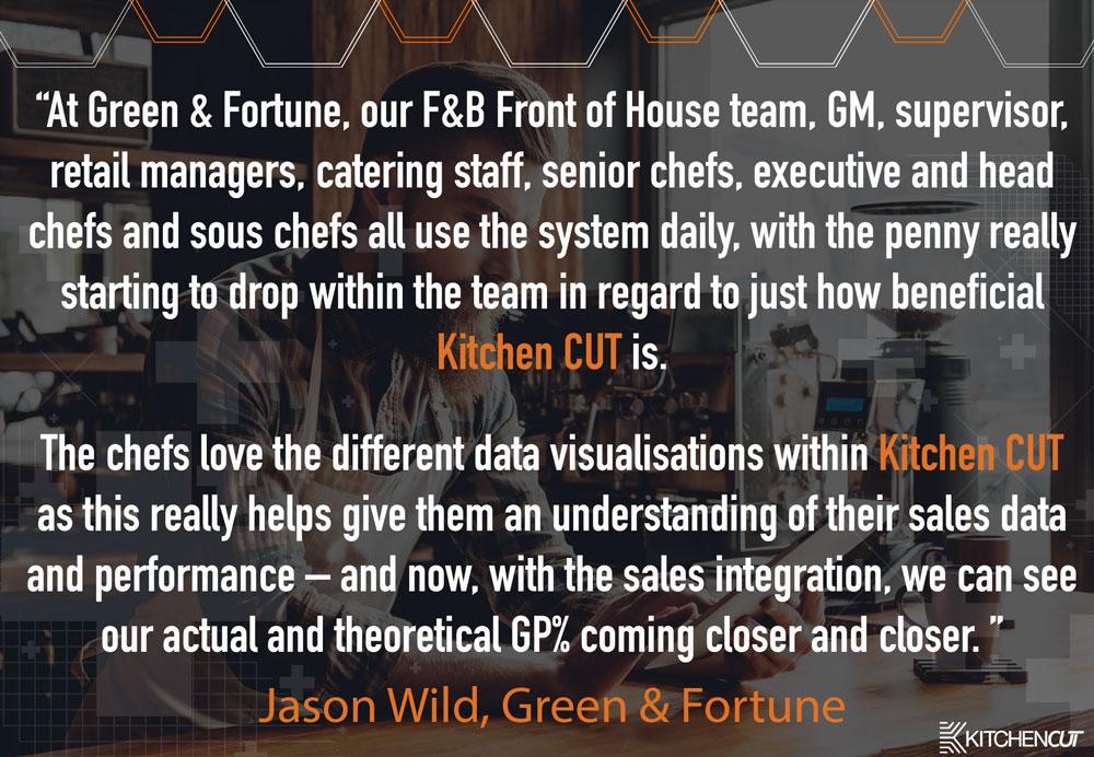 Green & Fortune - GP Testimonial