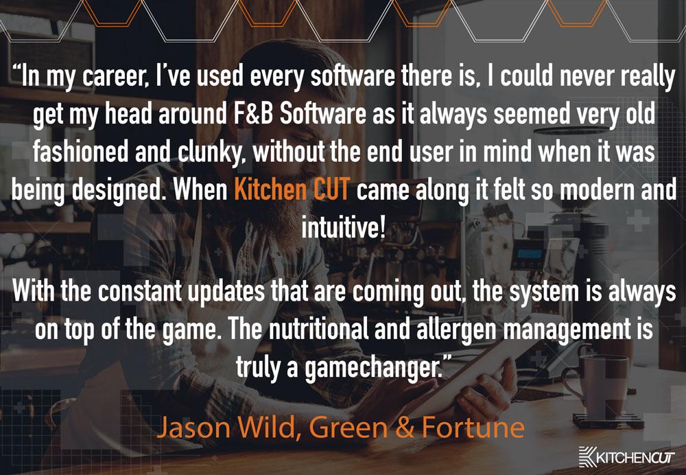 Green & Fortune - Development Testimonial