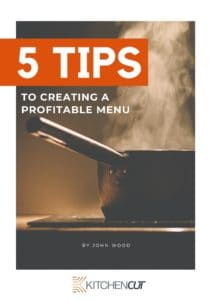 5 Tips to Creating a Profitable Menu
